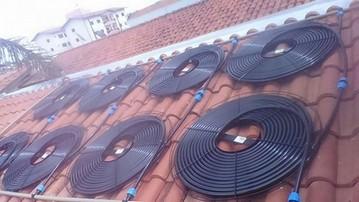 Aquecimento Solar de Piscina Vinil Preço Jardim São Paulo - Aquecimento Solar para Piscina de Fibra