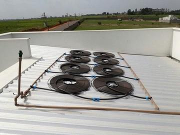 Aquecimento Solar de Piscina Saúde - Aquecimento Solar para Piscina de Fibra