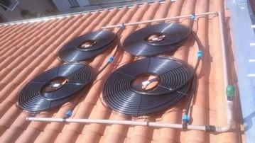 Aquecimento Solar para Piscina de Fibra São Gonçalo - Aquecimento de Piscina com Placa Solar
