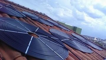 Assistência Técnica Aquecimento Solar para Piscina Residencial Vila Carrão - Placa de Aquecimento Solar para Piscina
