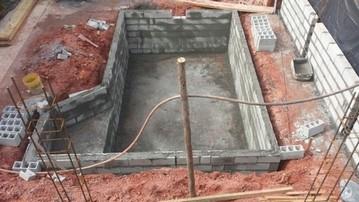 Construção de Piscina Ilha Comprida - Construção de Piscina de Fibra Aquecida