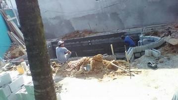 Onde Encontro Construção de Piscina Fibra Vila Mariana - Construção de Piscina de Alvenaria