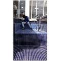 construção de piscina azulejo Santa Cecília