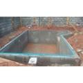 construção de piscina com prainha preço Praia Grande
