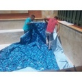 instalação de vinil 0.8 mm para piscina Parque Colonial