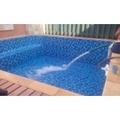 piscina de vinil Santa Cecília
