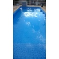 tratamento para água de piscina com cloro Santos