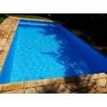 tratamento de água de piscina verde