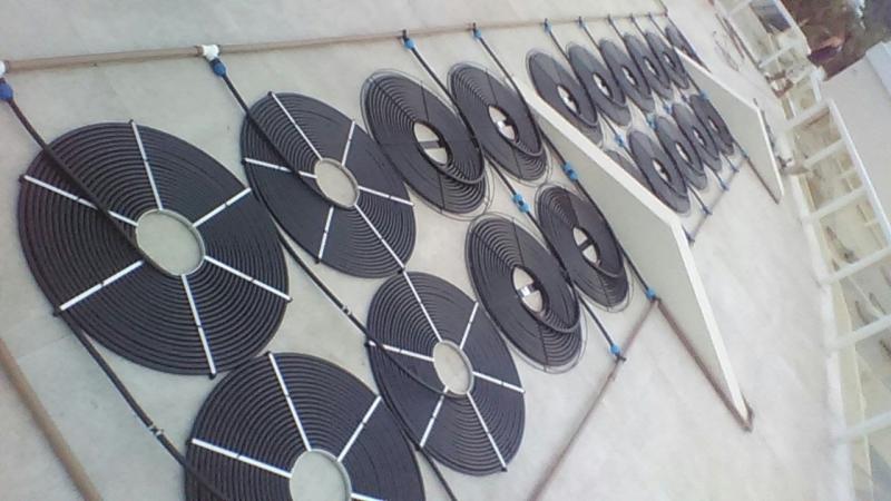 Aquecimento de Piscina com Placa Solar Preço Suzano - Sistema de Aquecimento Solar para Piscina