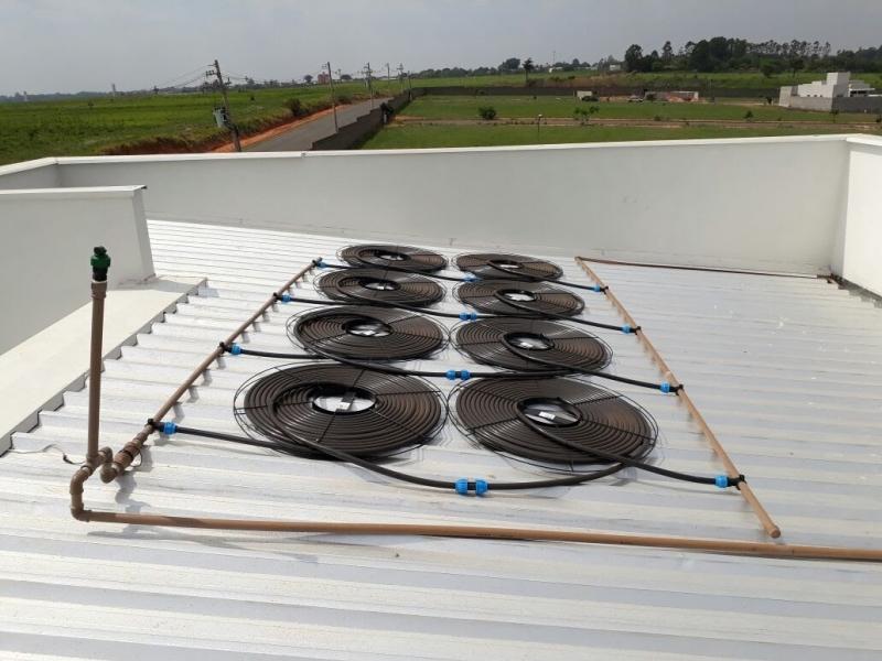 Aquecimento Solar de Piscina Bom Retiro - Aquecimento Solar para Piscina Residencial