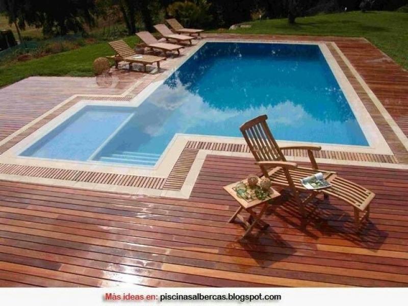 Assistência Técnica Piscinas com Deck Brooklin - Piscinas com Deck de Madeira