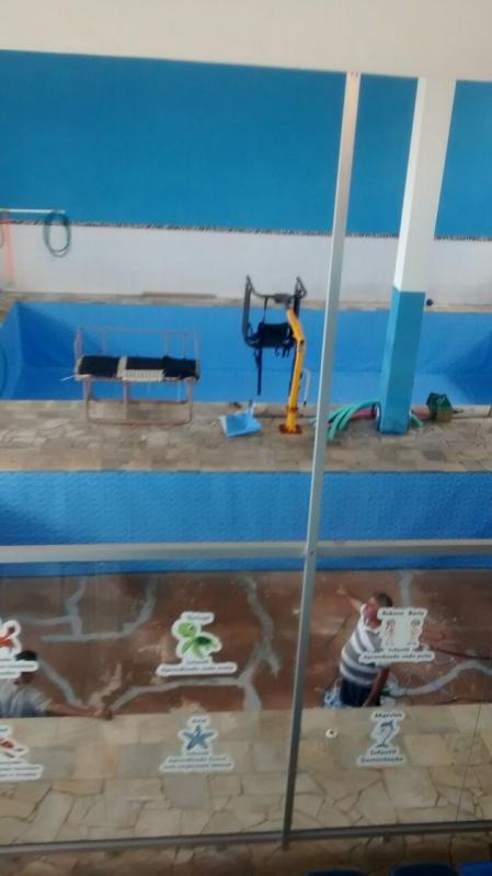 Construção de Piscina para Academias Preço Glicério - Construção de Piscina