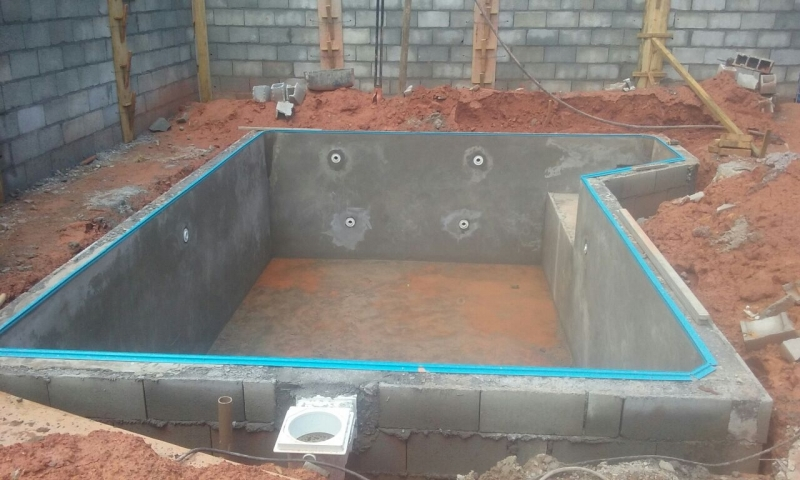 Empresa de Construção de Piscina de Vinil Taubaté - Construção de Piscina