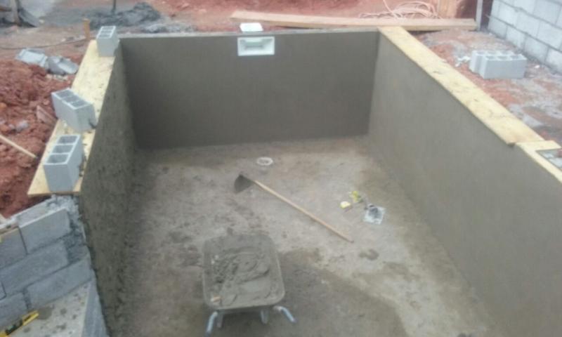 Empresa de Construção Piscina Revestida Vinil Aclimação - Construção de Piscina com Prainha