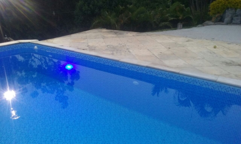Iluminação Piscina com Leds Preço Centro de São Paulo - Iluminação de Led para Jardim