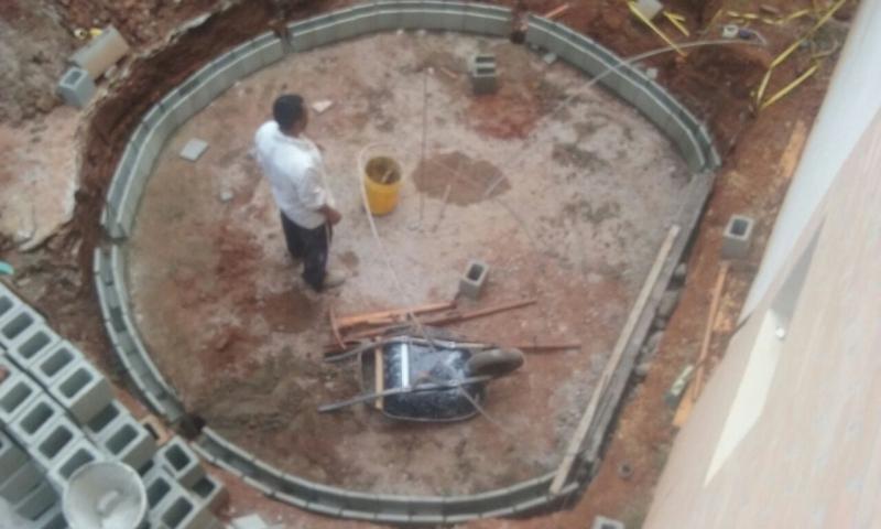 Onde Encontro Construção de Piscina de Vinil Poá - Construção de Piscina de Fibra Aquecida