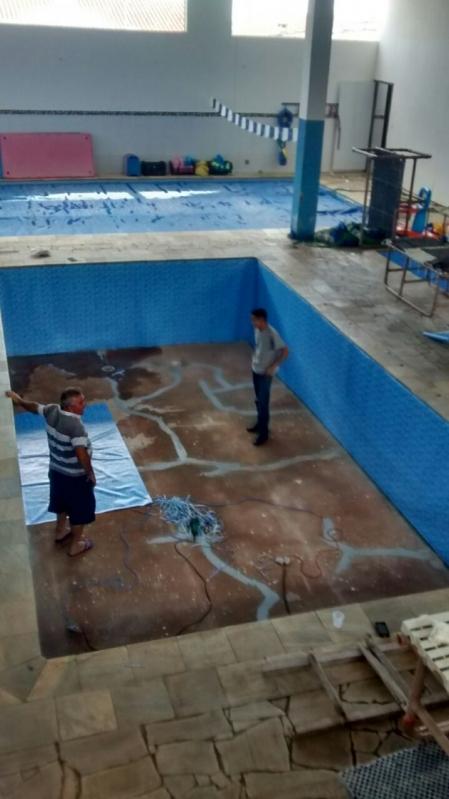 Onde Encontro Construção de Piscina para Academias São Mateus - Construção de Piscina Fibra