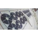 aquecimento solar para piscina residencial preço Santa Cecília