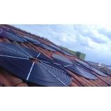assistência técnica aquecimento solar para piscina residencial Cambuci