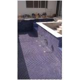 construção de piscina azulejo preço Vila Marcelo