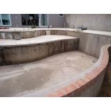 construção de piscina de alvenaria preço Bela Vista