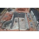 construção de piscina de vinil Perus