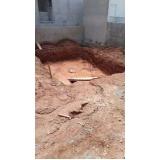 construção de piscina fibra Parque São Rafael