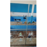 construção de piscina para academias preço Hortolândia
