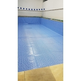 construção de piscina para academias Araras