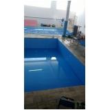 construção de piscinas para academias Rio Grande da Serra