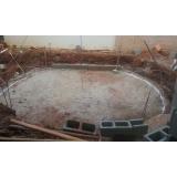 construção piscina azulejo preço Vila Clementino