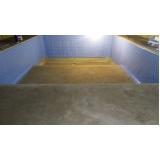 construção piscina revestida vinil preço Aclimação