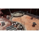 construção piscinas revestidas vinil Vila Suzana