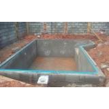 empresa de construção de piscina de vinil Taubaté