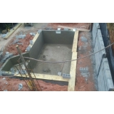 empresa de construção piscina azulejo Água Rasa