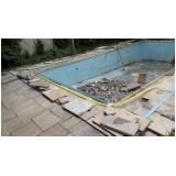empresa de reforma de piscina aquecida residencial Santa Cecília