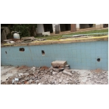 empresa de reforma piscina condominio Limeira
