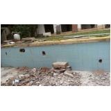 empresa de reforma piscina condominio Capão Redondo