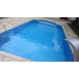 empresa de tratamento de água de piscina verde Jardim Guedala