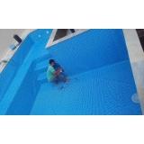 instalação de vinil em piscina preço São Domingos