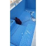 instalação de vinil em piscinas Campinas