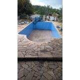 instalação de vinil tramado 1.5mm para piscina Zona Sul