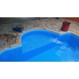instalação e manutenção de piscinas Araras