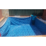 instalar vinil na piscinas Guararema