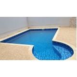 manutenção de piscinas de vinil valor Consolação