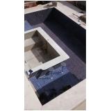 onde encontro construção de piscina azulejo São José do Rio Preto