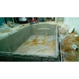 onde encontro construção de piscina de alvenaria Vila Mariana