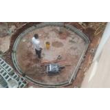 onde encontro construção de piscina de vinil São Domingos