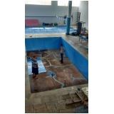onde encontro construção de piscina para academias Sacomã