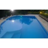 onde encontro iluminação de led para piscina Santa Efigênia